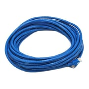 Monoprice® 30' 24AWG Cat6 UTP Ethernet Network Cable, Blue