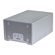Monoprice® Thunder D3 Dual Bay Thunderbolt™ and USB 3.0 Enclosure (Silver)