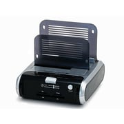 Monoprice® Dual SATA HDD Docking Station With Card Reader & 2 Port USB Hub