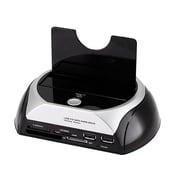 Monoprice® SATA HDD USB 3.0 Docking Station With Card Reader & 2 Port USB Hub