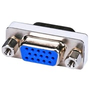 Monoprice® HD15 HD VGA Male to SVGA Female Port Saver