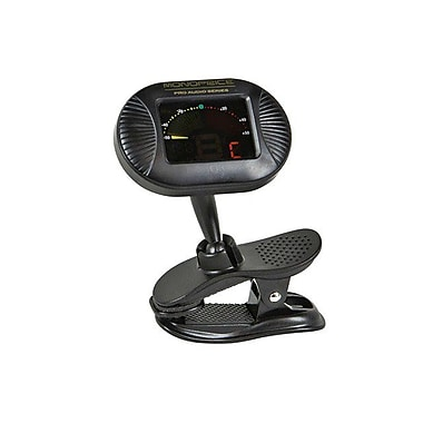 Monoprice® Clip-On Guitar Tuner