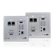 Monoprice® 110224 HDBaseT Wall Plate Extender Kit
