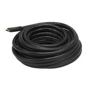 Monoprice® 40' CL2 HDMI Male to Male 22AWG Ethernet Cable, Black