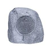 """Monoprice® 100W 8"""" 2 Way Coaxial Waterproof Rock Speaker, Gray"""