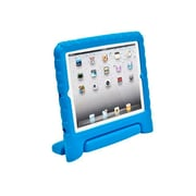 Monoprice® Kidz Cover and Stand For iPad 1- 4, Blue