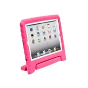 Monoprice® Kidz Cover and Stand For iPad 1- 4, Pink
