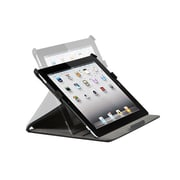 Monoprice® Duo Case and Stand With Magnetic Latch For iPad Air, Black