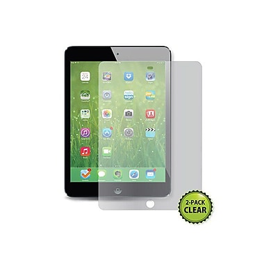 Monoprice® Screen Protector With Cleaning Cloth For iPad Air, Transparent Finish