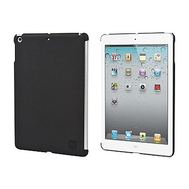 Monoprice® Soft Touch Cover For iPad Air, Black