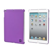 Monoprice® Soft Touch Cover For iPad Air, Plum