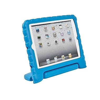 Monoprice® Kidz Cover and Stand For iPad Air, Blue