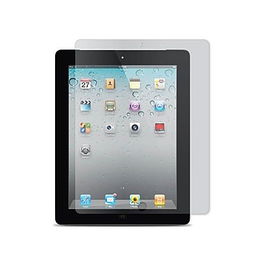 Monoprice® Screen Protector With Cleaning Cloth For iPad 2/3/4, Matte Finish