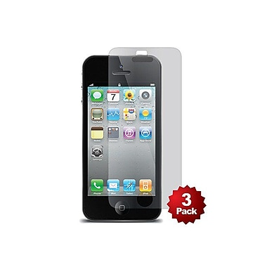 Monoprice® Screen Protector With Cleaning Cloth For iPhone 5/5s/5c, Matte Finish