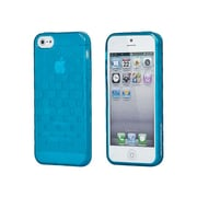Monoprice® Escher Case For iPhone 5/5s, Translucent Blue