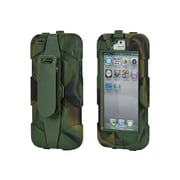 Monoprice® Encapsulated Weather Resistant Case For iPhone 5/5s, Camouflage
