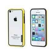 Monoprice® Edge Bumper Case For iPhone 5C, Yellow