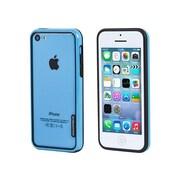 Monoprice® Edge Bumper Case For iPhone 5C, Blue