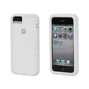 Monoprice® Traxx-Shield Case For iPhone 5/5s, White
