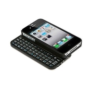 Monoprice® Bluetooth™ Pocket Keyboard Case For iPhone 4/4s, Black