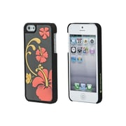 Monoprice® Aloha Low-Relief Case For iPhone 5/5s, Gray