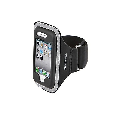 Monoprice® Large/XL Neoprene Sports Armbands For iPhone 5/5s/5c