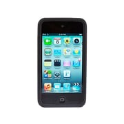 Monoprice® Silicone Case For iPod Touch 4G, Black