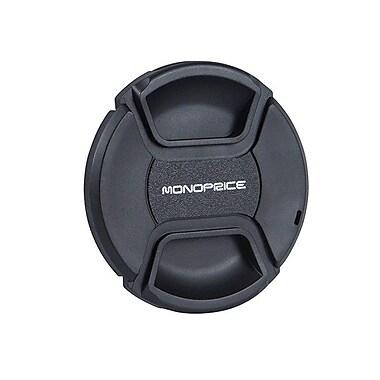 Monoprice® 72 mm Center Pinch Lens Cap