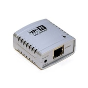 Monoprice® 105343 1 Port Networking USB 2.0 Print Server