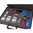 Monoprice® Lan & Coaxial Installation Kit With Tester & Tone Generator