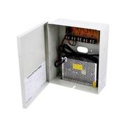 Monoprice® 106877 12 VDC 5 A CCTV Camera Power Supply, 4 Channel