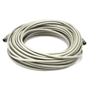 Monoprice® 50' PS/2 MDIN-6 Male to Male Mouse/Keyboard Cable, Beige