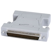 Monoprice® 68 Pin HPDB Male to 50 Pin HPDB Female SCSI 3 Adapter