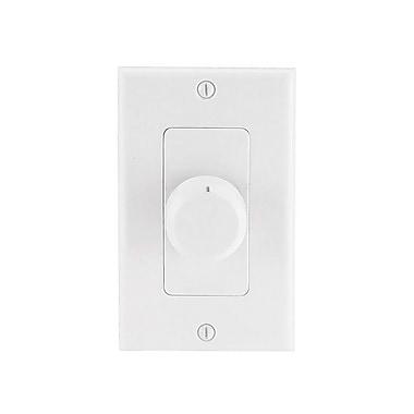 Monoprice® 108242 75 W Rotary Speaker Volume Controller