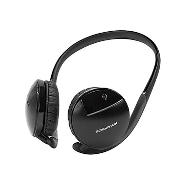 Monoprice® Bluetooth Wireless Stereo Headset, Black