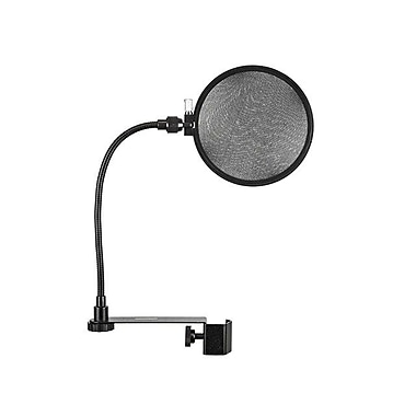 Monoprice® 602600 Dual-Screen Pop-Filter