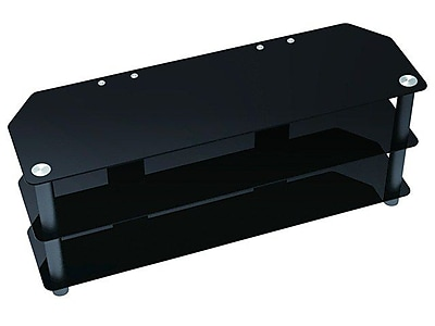 Monoprice 110904 High Quality TV Stand For Flat Panel TVs Up to 50