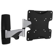 "Monoprice® 110466 UL Certified Full Articulating TV Wall Mount For 17""-37"" Flat Panels Up to 66 lbs."