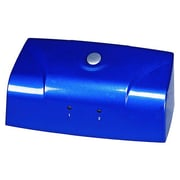 Monoprice® Linxcel 2 Port SVGA/VGA Electronic Monitor Switch, Blue