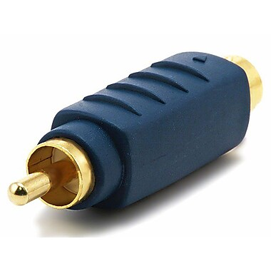 Monoprice® S-Video Male to RCA Male Adapter