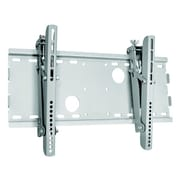 """Monoprice® UL Certified Wall Mount Bracket F/23""""-37"""" Display Up to 165 lbs., Silver (103003)"""