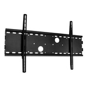 Monoprice® Low Profile Wall Mount Bracket For 30-63 Display Up to 165 lbs., Black