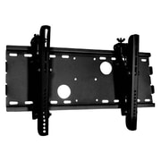 "Monoprice® UL Certified Wall Mount Bracket F/23""-37"" Display Up to 165 lbs., Black (104117)"