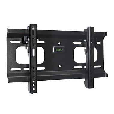 Monoprice® 105915 Adjustable Tilting Wall Mount Bracket For 23
