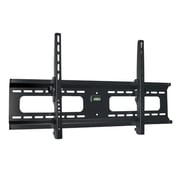 "Monoprice® 105916 Adjustable Tilting Wall Mount Bracket For 37""-63"" Display Up to 165 lbs., Black"