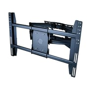 "Monoprice® 105920 Adjustable Tilting TV Wall Mount Bracket F/42""-63"" Display Up to 200 lbs., Black"