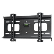 "Monoprice® 106283 Low Profile No Logo Wall Mount Bracket F/23""-37"" Display Up to 165 lbs., Black"