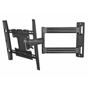 "Monoprice® 107845 Adjustable Tilting TV Wall Mount Bracket For 32""-46"" Display Up to 125 lbs., Black"