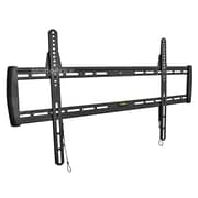 "Monoprice® 107848 Ultra Slim Wall Mount Bracket For 37""-63"" Display Up to 200 lbs., Black"