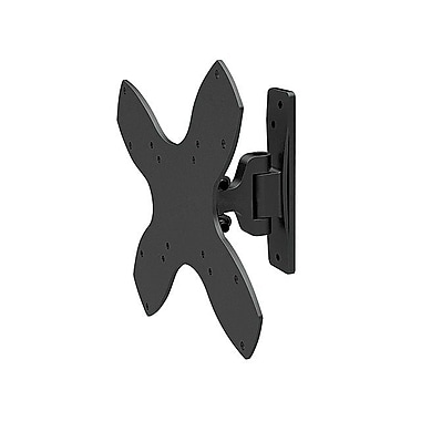 Monoprice® 108098 2 Way Tilt & Swivel Wall Mount Bracket For 17